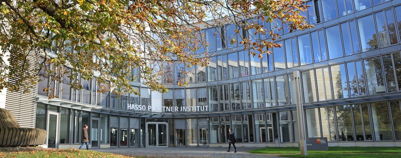 Ort der Innovationen: Das Hasso-Plattner-Institut in Potsdam.