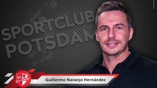 In doppelter Mission. Guillermo Naranjo Hernández betreut fortan den SCP und Griechenlands Nationalteam.